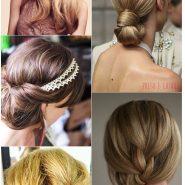 10 ideias de penteados interessantes!