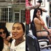 O segredo do cabelo da Kim Kardashian