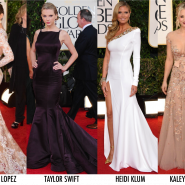 Os Looks do Golden Globe 2013!
