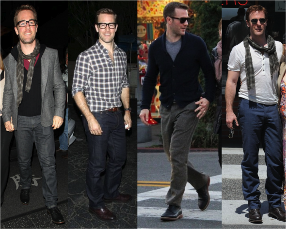 Estilo: James van der Beek