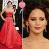 Golden Globe 2013: Jennifer Lawrence