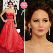Golden Globe 2013: Jennifer Lawrence