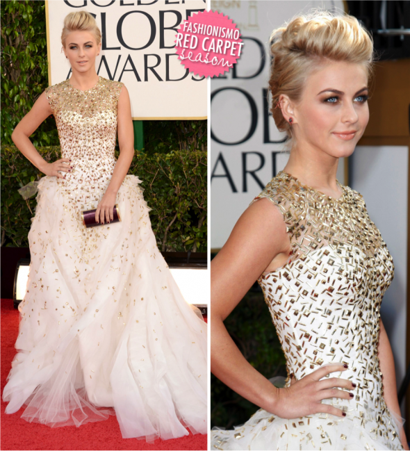 Gonde Globe 2013: Julianne Hough
