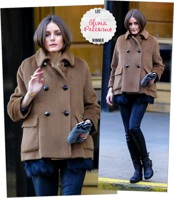 Look da Semana: Olivia Palermo