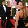 Golden Globe 2013: Stacy Keibler (e George Clooney)