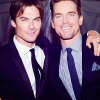 People's Choice Award 2013: Matt Bomer e Ian Somerhalder