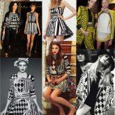 Geometria tá na moda!
