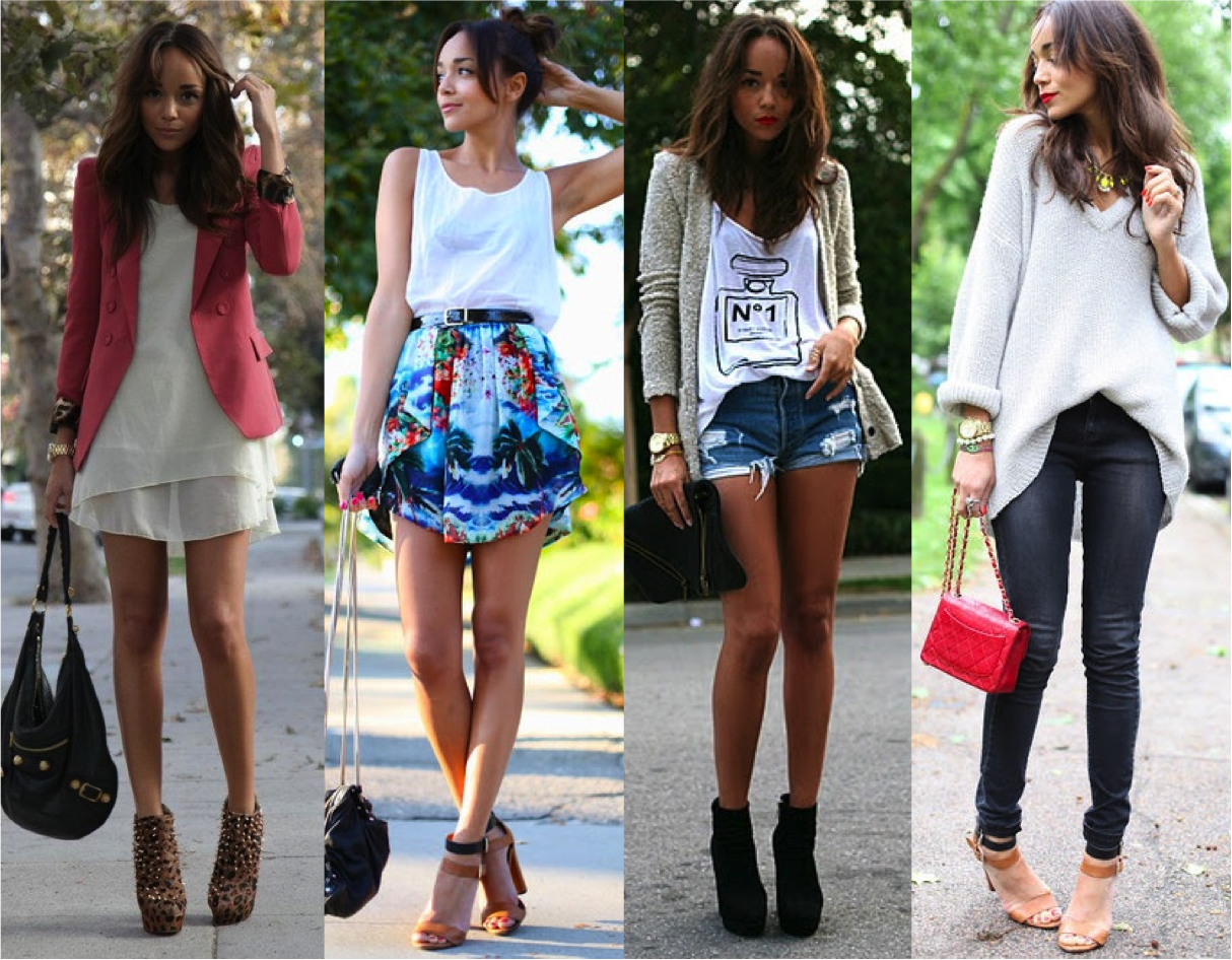94cc1521a2a Estilo  Ashley Madekwe - Fashionismo