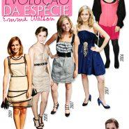 Evolução da Espécie: Emma Watson