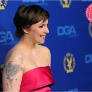 Lena Dunham, sua linda!