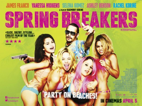 Tour do Spring Breakers!