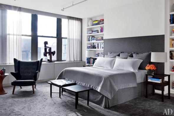O apartamento do Will Ferrel