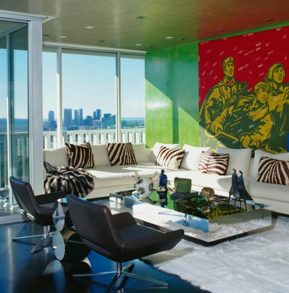 Apartamento maravilhoso no Upper West Side