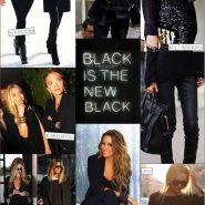 O novo preto de sempre!