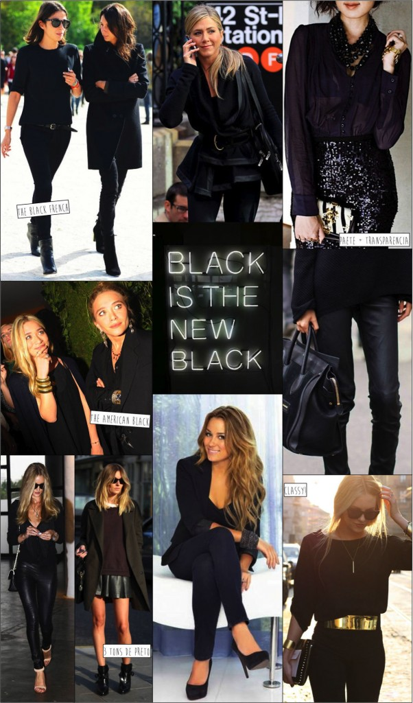 123black is not new