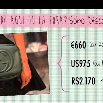 Vale a pena comprar bolsa importada no Brasil?
