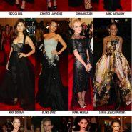 Os melhores looks do Baile do Met 2013