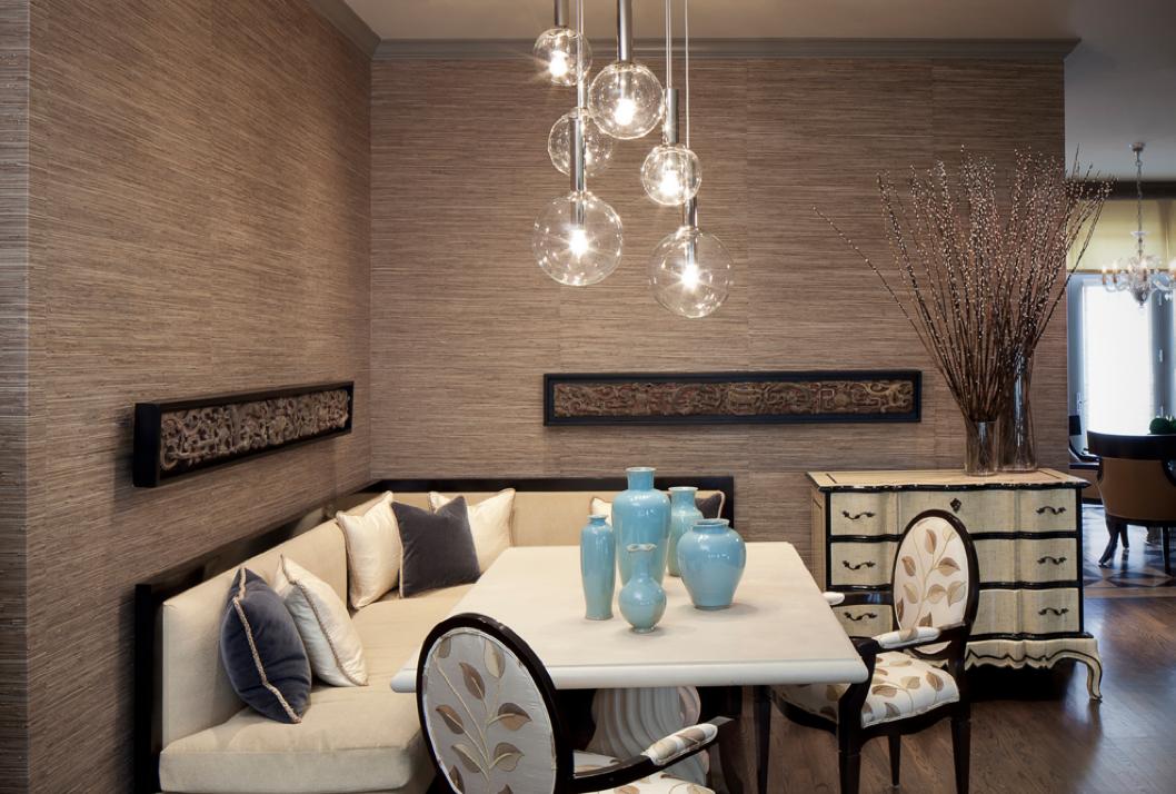 Sala de jantar difereciada fashionismo for Modern dining room ideas 2013