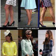 A gravidez da Kate Middleton, de fato!
