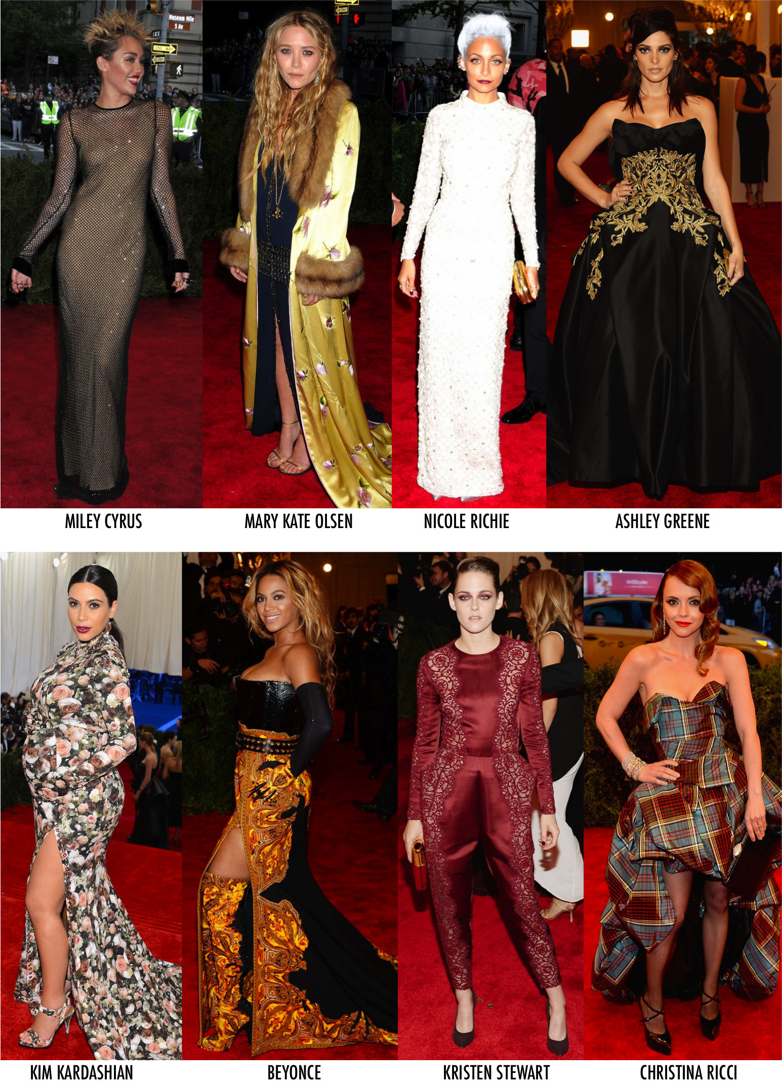 Baile do Met 2013: Os piores looks!