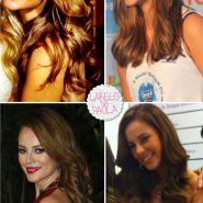 O cabelo vida da Paolla Oliveira!