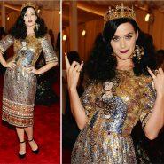 Baile do Met 2013: Katy Perry