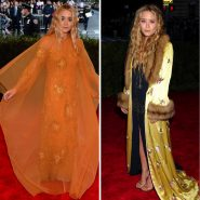 Baile do Met 2013: Ashley e Mary Kate Olsen