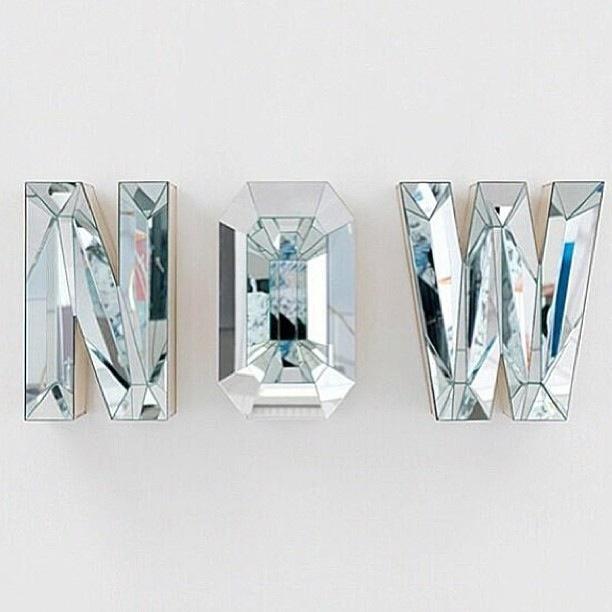 Letras espelhadas!
