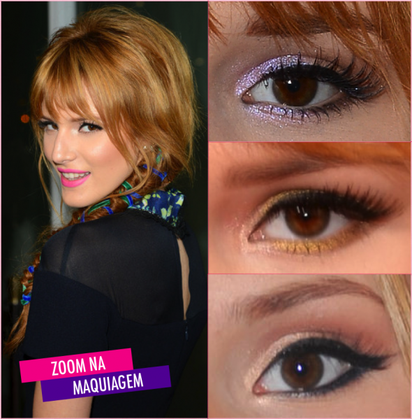 BELLA THORNE MAKE