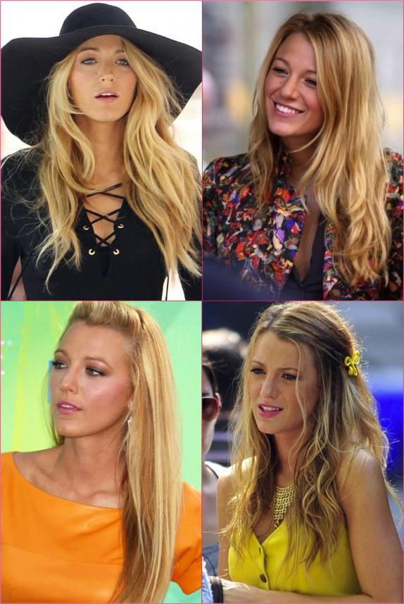 O guia final do cabelo perfeito da Blake!