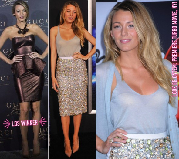 BLAKE LIVELY STYLE TURBO PREMIERE