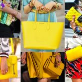 Desejo de bolsa amarela!