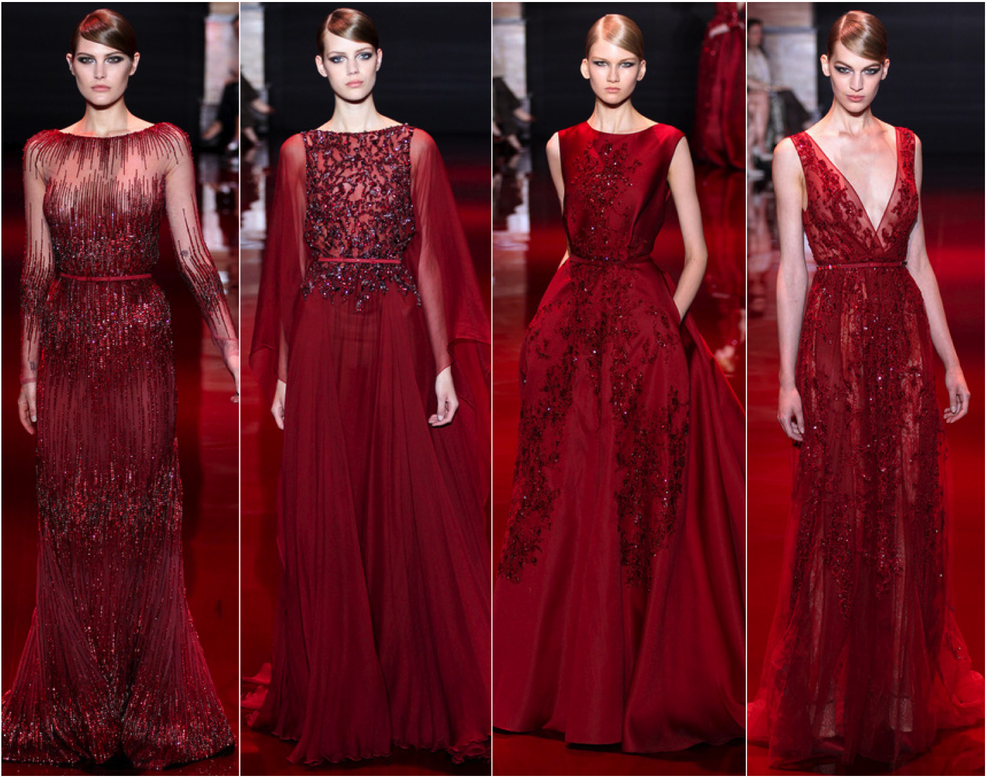 Elie Saab Alta Costura Divino Fashionismo