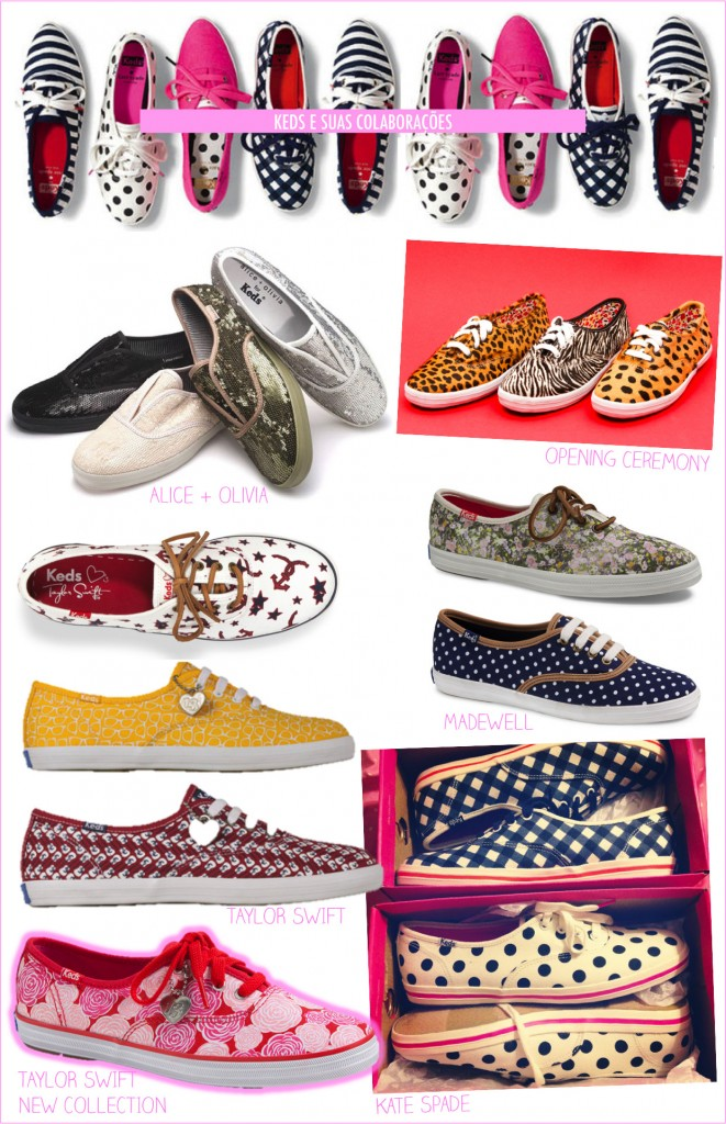 keds colaboracoes
