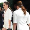 Kristen Stewart no desfile da Chanel!