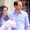 O bebê Real nasceu!