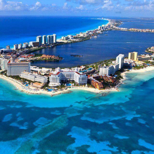 Férias em Cancun!