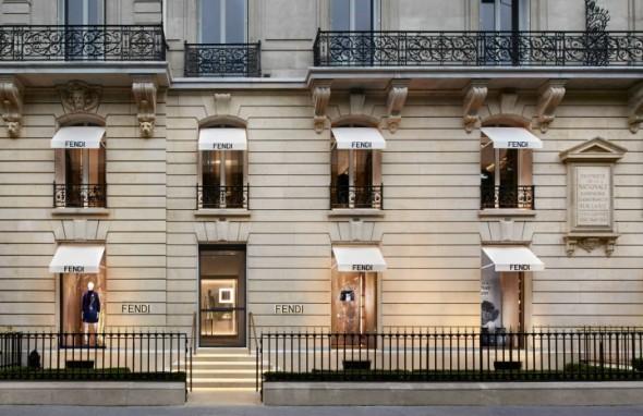 Fendi-flagship-store-Paris-11