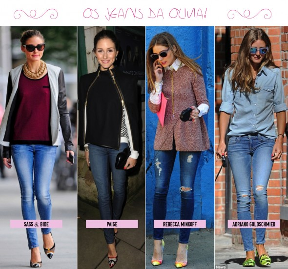 OLIVIA PALERMO JEANS