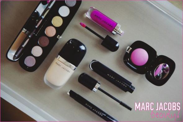A maquiagem do Marc Jacobs!