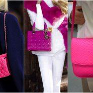 Trend alert: bolsa rosa!