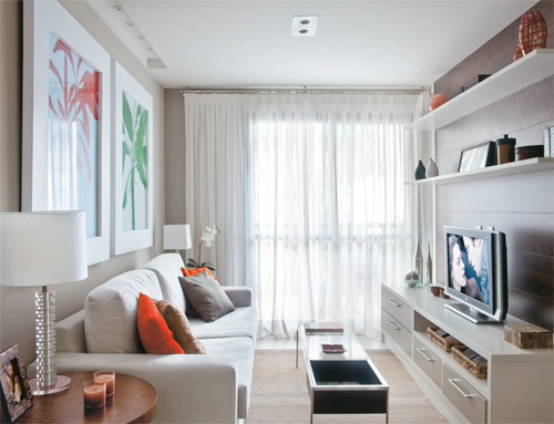 fotos decoracao salas ambientes pequenos : fotos decoracao salas ambientes pequenos:Small Living Room Ideas