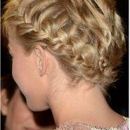 10 ideias de penteados: Julianne Hough