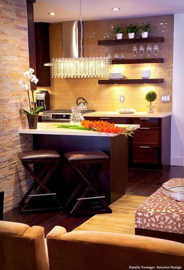 5 ideias de cozinhas!