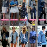 Atualizando o look com um clássico de sempre: Jaqueta jeans!