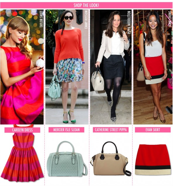 KATE SPADE SHOP THE LOOK