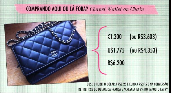 24287e97e706d Uma Chanel para todas!