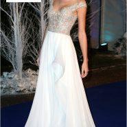 O vestido de noiva da Taylor Swift