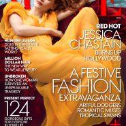 Jessica Chastain, um verdadeira pintura!