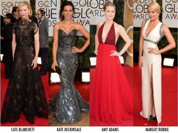 1LOOKS GOLDEN GLOBE 2014